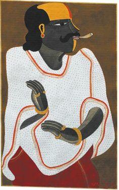 Artist Thota Vaikuntam