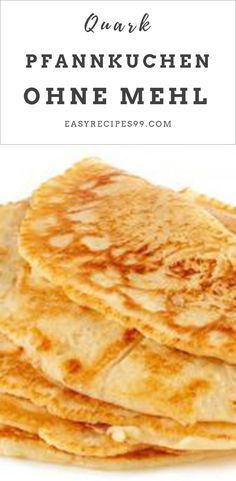 Crepes And Waffles, Pancakes, Snack Recipes, Snacks, Fiber Foods, Eat Smarter, Best Diets, Sweet Tooth, Chicken Recipes