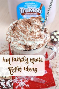 Fun Family Movie Night Ideas!