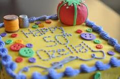 sewing cake - Google Search