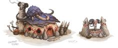 House well ogre