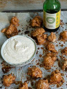 blomkålvingar Chicken Wings, Tapas, Recipies, Recipes, Buffalo Wings
