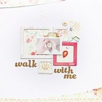 A Project by Magda Mizera from our Scrapbooking Gallery originally submitted 06/19/13 at 02:04 AM