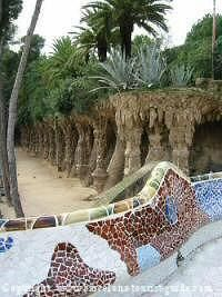 Go see the architecture of Gaudi in Barcelona! I did and I was astounded by the creativity... :)