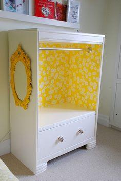 Dress Up Cabinet