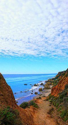 ✯ Entrance to El Matador State Beach - Malibu, California