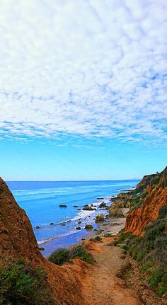 ✯ Entrance to El Matador State Beach - Malibu, California