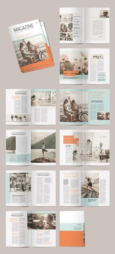 Page Layout Design, Graphic Design Layouts, Book Layout, Editorial Design Layouts, Blog Design, Editorial Design Magazine, Magazine Design Inspiration, Editorial Page, Brochure Design Inspiration