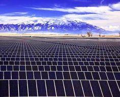 So much sun... solar panels!