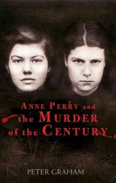 Anne Perry and the murder of the century by Peter Graham. On June 22, 1954, teenage friends Juliet Hulme-better known as bestselling mystery writer Anne Perry-and Pauline Parker went for a walk in a New Zealand park with Pauline's mother, Honorah. When Honorah Parker was found in a pool of blood with the brick used to bludgeon her to death close at hand, Juliet and Pauline confessed to the killing.