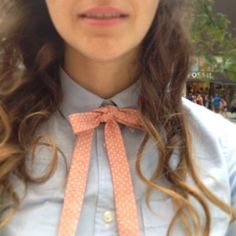 Bow tie! Found on Oh Happy Day.