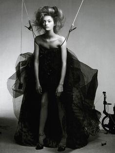 Gemma Ward by Craig Mcdean