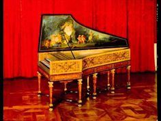 Jean-Philippe Rameau Les Indes Galantes pour Clavecin,Kenneth Gilbert - YouTube