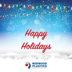 It has been a great year for the plastics industry and we cannot wait to see what exciting innovations 2017 will bring us. Thank you for a wonderful year and Happy Holidays to you and your family!