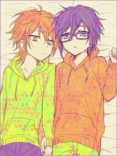 Psychedelic Dreams...♥: Misaki Y Fushimi
