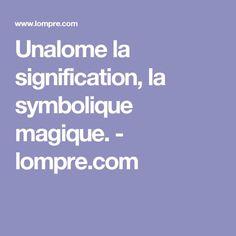 Unalome la signification, la symbolique magique. - lompre.com