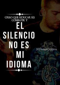 Callejeros - Creo Bmth, More Than Words, The Beatles, My Music, Rock And Roll, Rap, Tumblr, Hip Hop, Songs