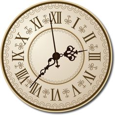 Illustration about Antique bronze clock. Illustration of part, roman, history - 24481914 Clock Face Printable, Pocket Watch Tattoos, Clock Tattoo Design, Old Clocks, Vintage Clocks, Antique Clocks, Clock Art, Face Art, Vector Free