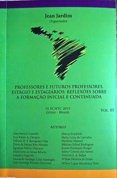 Blog do Sérgio Moura: Lançamento de Livro - Formação Inicial e Continuad...