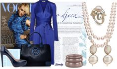 """The Blues"" by chanson-de-lautomne on Polyvore"