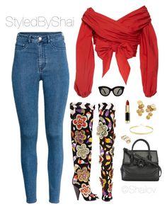 Watch Me by slimb on Polyvore #StyledByShai IG: Shailov