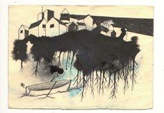 down Moose Art, My Arts, Painting, Animals, Animales, Animaux, Painting Art, Paintings, Paint