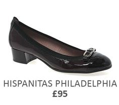 Shop online for Hispanitas Philadelphia court shoes. With patent uppers and block heels. Soft Leather, Black Leather, Online Shopping Shoes, Court Shoes, Shoe Shop, Philadelphia, Block Heels, Casual Shoes, Slip On