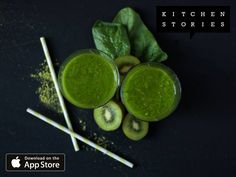 I'm cooking Matcha, spinach and kiwi smoothie  with Kitchen Stories. It's really delicious! Get the recipe now: http://getks.io/en/9387