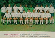 Spurs 73/74