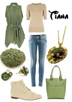 Tiana, for Winter.