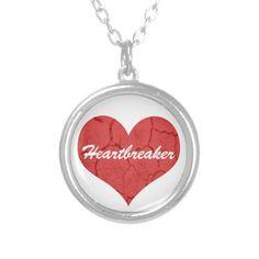 Heartbreaker Necklace