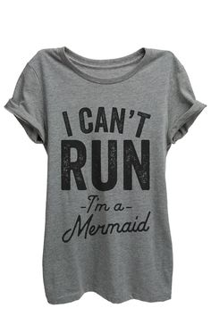 10ff526324d0 Another great find on  zulily! Heather Gray  I Can t Run I