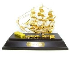 placing a feng shui wealth ship in your home or office will serve to bring you bringing feng shui office