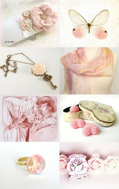 Dreamy pink by Torika on Etsy--Pinned with TreasuryPin.com