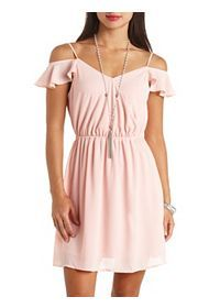 The Cutest Floral, Shirt & Casual Dresses for Day: Charlotte Russe