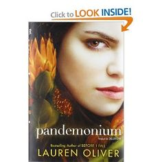 Pandemonium (Delirium) So good!! Can't wait for the third book to come out!!