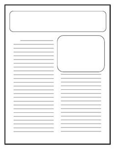 005 Writing Final Draft Sheet (FREE!) ELA Pinterest For
