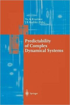 predictability of complex dynamical systems - Buscar con Google