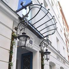 Paris : Hôtel Le Mareuil