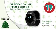 Smartwatch BWATCH BT7 BRIGMTON