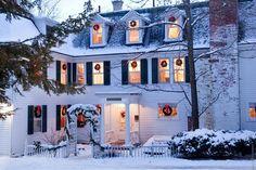 The Birchwood Inn Bed & Breakfast in Lenox, Massachusetts, USA