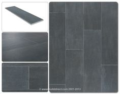 BuildDirect: Porcelain Tile Color Body Porcelain Tile   Exclusive Collection   Made in USA   Shady