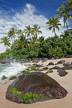 North Shore, Waialua, Hawaii,