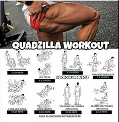 Leg Workout | Posted By: NewHowToLoseBellyFat.com #basketballworkouts