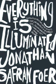 Jonathan Safan Foer's debut novel is a heartbreaking yet fulfilling journey for the characters as well as the readers, who will be left with an appreciation for the past generations that came before them. They'll appreciate Jonathan's quasi-biographical account of his grandfather, the 'very rigid' search for Augustine and Trachimbrod, and Alex's insight and honesty. The beginning is slow; Alex's narration is at times the preferred one, but it's still a recommended book. 3.5 out of 5 stars.