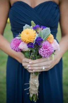 Traditional Meets Whimsical Wedding - Belle The Magazine