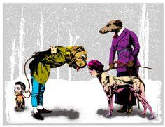 "Curioos.com | ""This is lasting until the night falls"" by Pierre-Paul Pariseau (Canada) - http://pinterest.com/curioos"