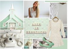 """Life is beautiful."" by storyofmylife24 ❤ liked on Polyvore"