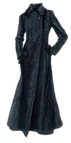 Parisian Maxi Coat