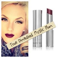 Mary Kay has the best lip colors! http://www.facebook.com/AJungMaryKay